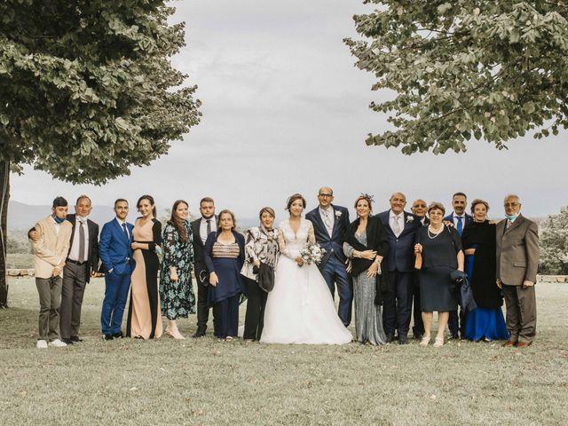 Il matrimonio di Dario e Rosa a Montevarchi, Arezzo 56