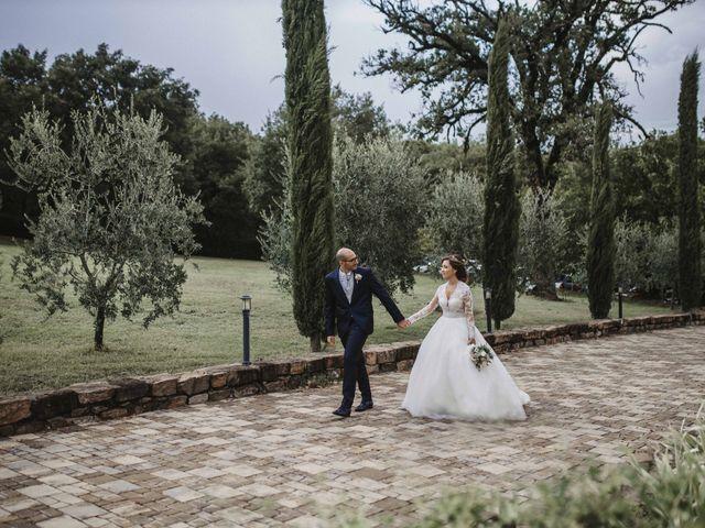 Il matrimonio di Dario e Rosa a Montevarchi, Arezzo 60