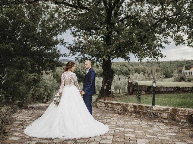 Il matrimonio di Dario e Rosa a Montevarchi, Arezzo 61