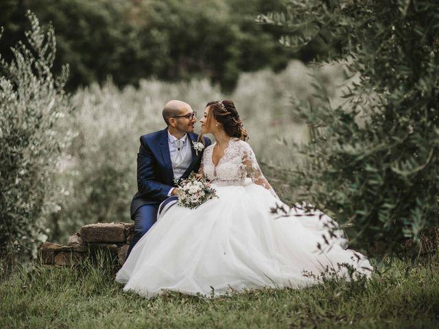 Il matrimonio di Dario e Rosa a Montevarchi, Arezzo 63