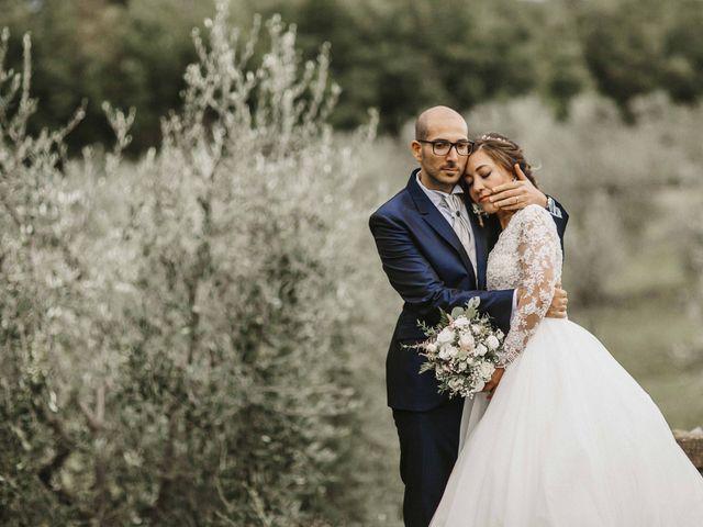 Il matrimonio di Dario e Rosa a Montevarchi, Arezzo 64