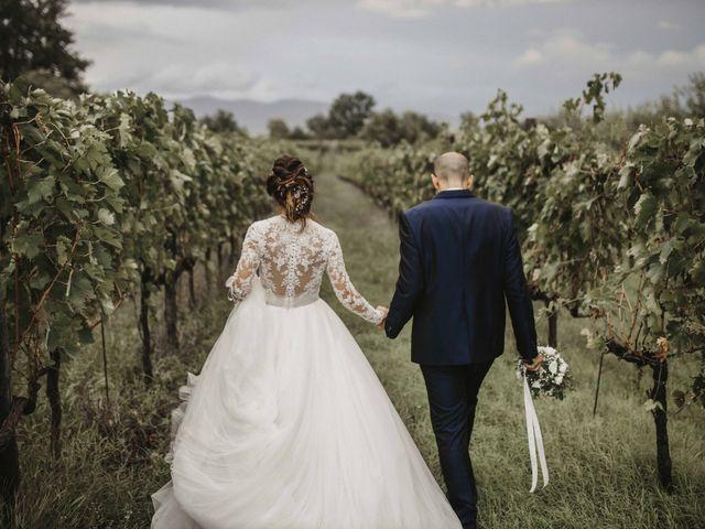 Il matrimonio di Dario e Rosa a Montevarchi, Arezzo 65