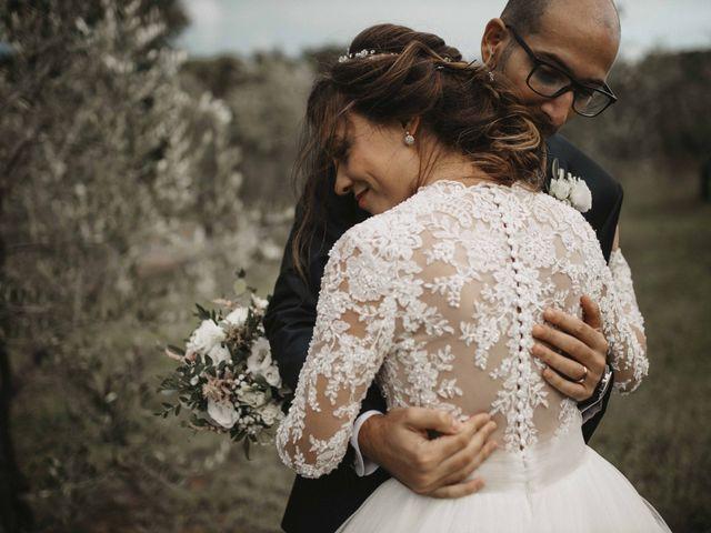 Il matrimonio di Dario e Rosa a Montevarchi, Arezzo 67
