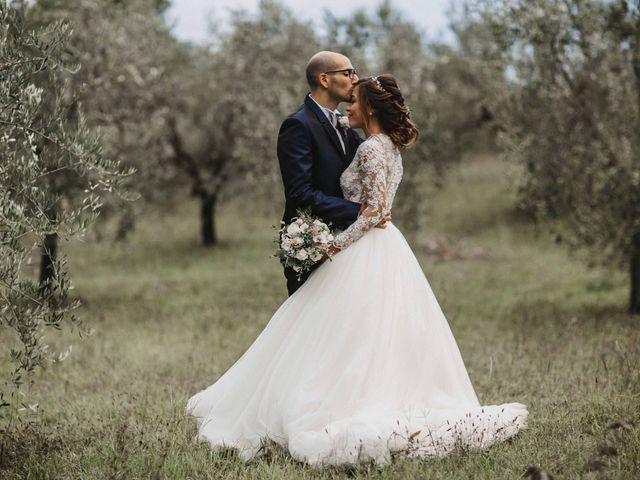 Il matrimonio di Dario e Rosa a Montevarchi, Arezzo 68