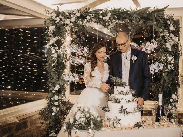 Il matrimonio di Dario e Rosa a Montevarchi, Arezzo 91