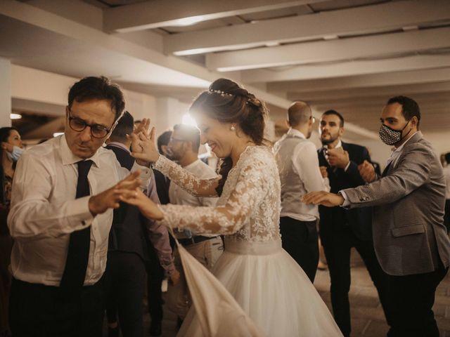 Il matrimonio di Dario e Rosa a Montevarchi, Arezzo 108