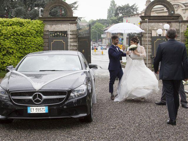 Il matrimonio di Gabriele e Annalisa a Lesmo, Monza e Brianza 23