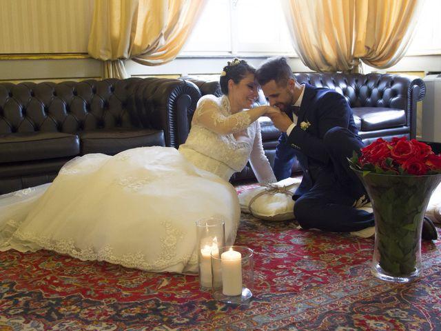 Il matrimonio di Gabriele e Annalisa a Lesmo, Monza e Brianza 24