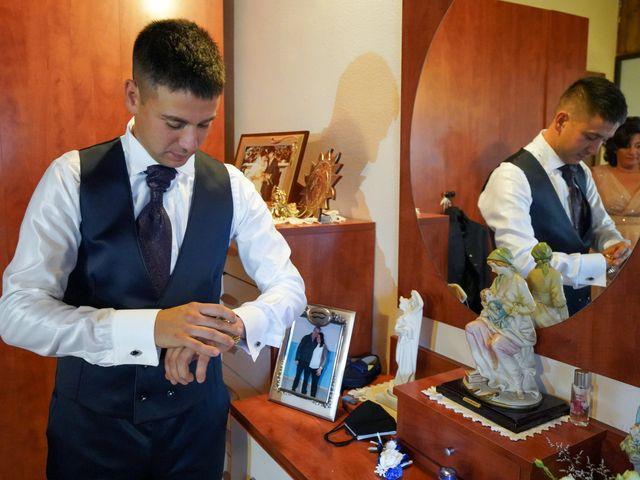 Il matrimonio di Andrea e Noemy a Robbio, Pavia 4