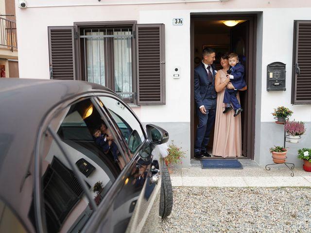 Il matrimonio di Andrea e Noemy a Robbio, Pavia 8