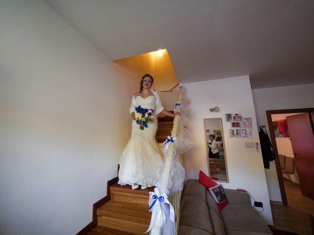 Il matrimonio di Andrea e Noemy a Robbio, Pavia 19