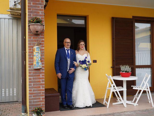 Il matrimonio di Andrea e Noemy a Robbio, Pavia 20
