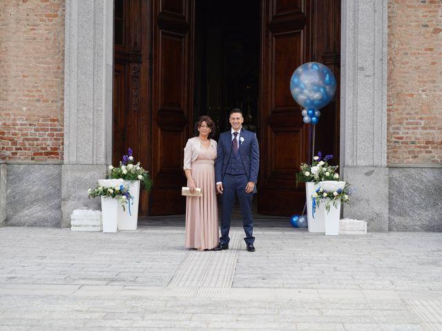 Il matrimonio di Andrea e Noemy a Robbio, Pavia 21