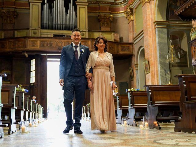 Il matrimonio di Andrea e Noemy a Robbio, Pavia 23