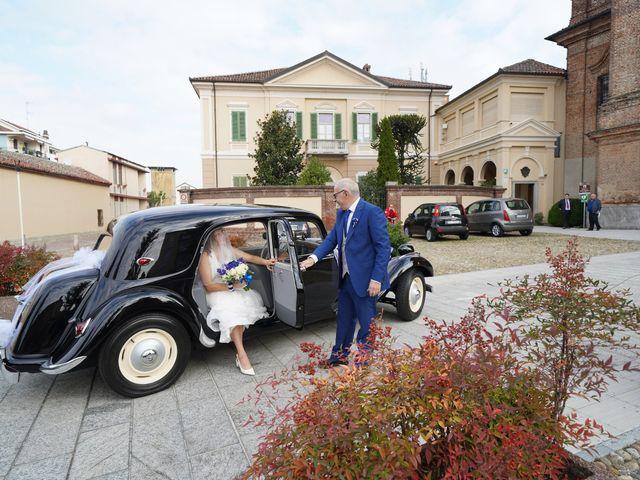 Il matrimonio di Andrea e Noemy a Robbio, Pavia 24