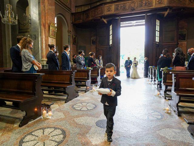 Il matrimonio di Andrea e Noemy a Robbio, Pavia 27