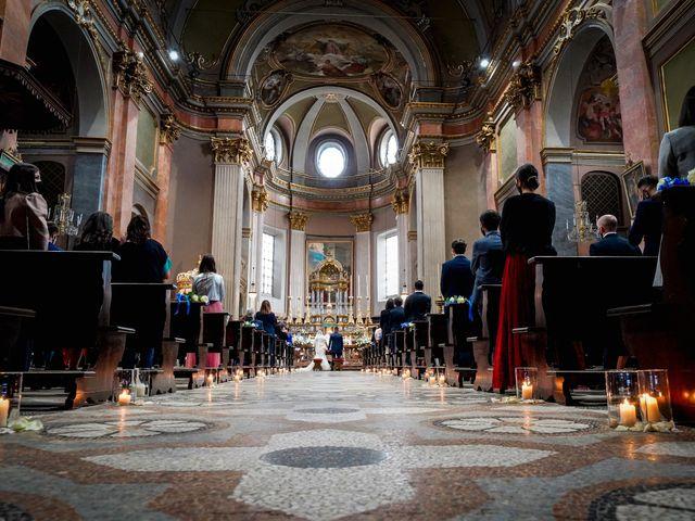 Il matrimonio di Andrea e Noemy a Robbio, Pavia 29