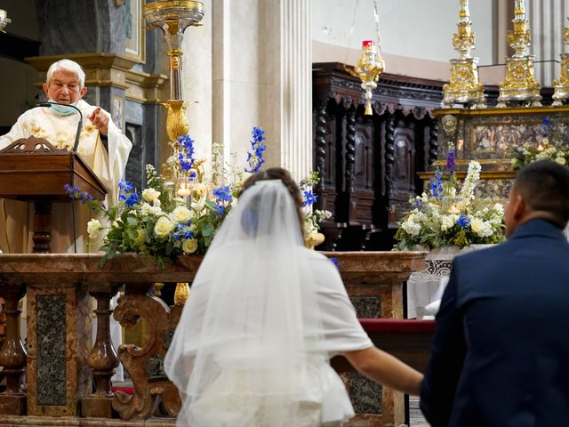 Il matrimonio di Andrea e Noemy a Robbio, Pavia 31