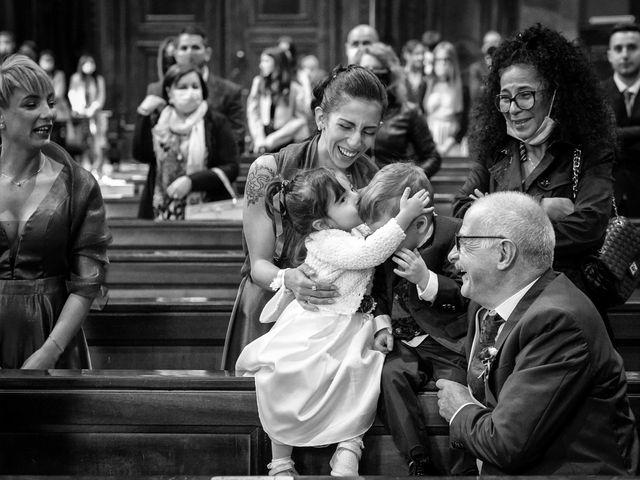 Il matrimonio di Andrea e Noemy a Robbio, Pavia 36