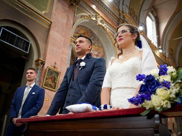 Il matrimonio di Andrea e Noemy a Robbio, Pavia 37