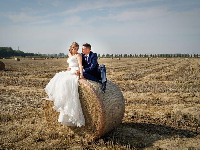 Il matrimonio di Andrea e Noemy a Robbio, Pavia 45