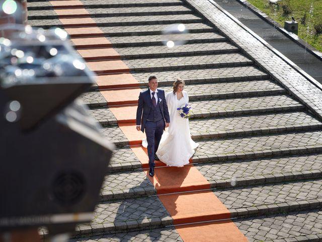 Il matrimonio di Andrea e Noemy a Robbio, Pavia 47