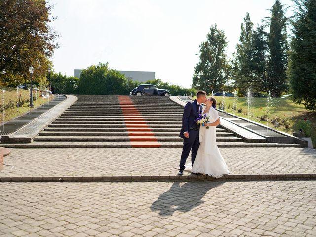 Il matrimonio di Andrea e Noemy a Robbio, Pavia 48