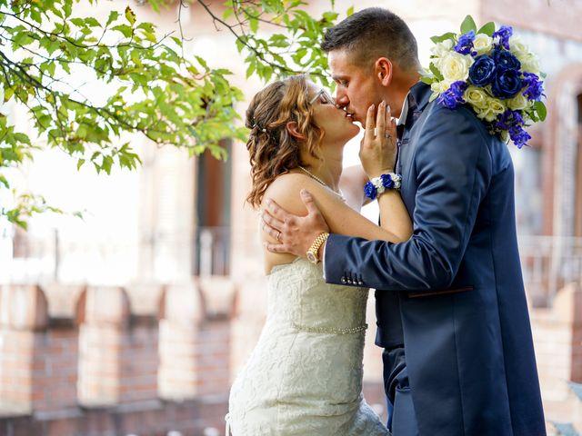 Il matrimonio di Andrea e Noemy a Robbio, Pavia 51