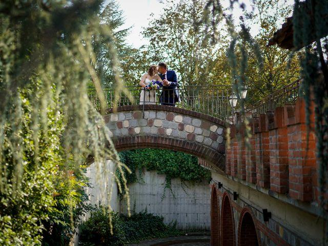 Il matrimonio di Andrea e Noemy a Robbio, Pavia 52