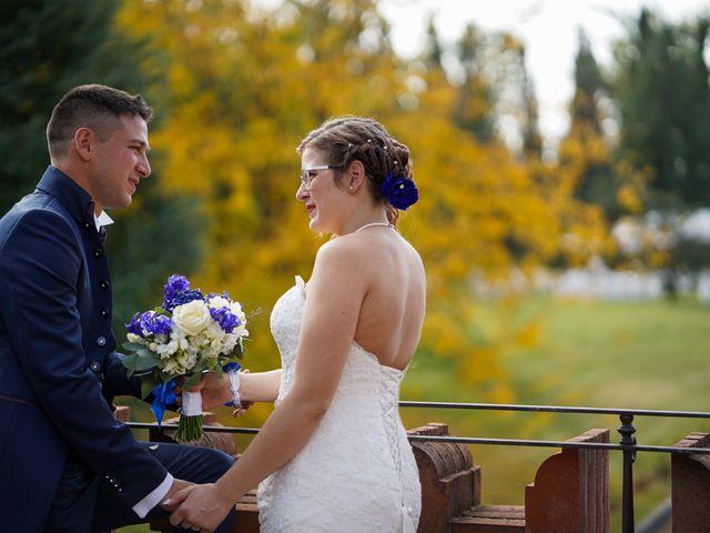 Il matrimonio di Andrea e Noemy a Robbio, Pavia 54
