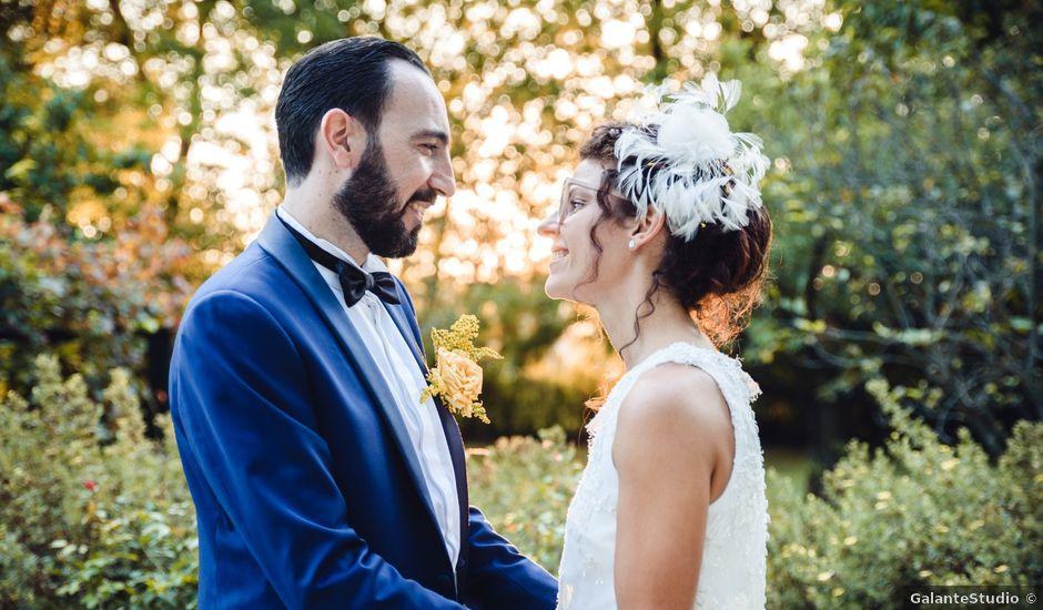 Il matrimonio di Fabio e Fabrizia a Limena, Padova