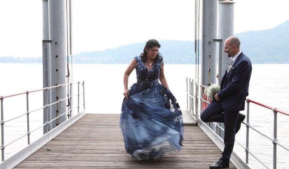 Il matrimonio di Domenico Di Liello e Nicla Basso a Arona, Novara