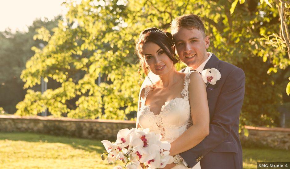 Il matrimonio di Andrew e Sonia a Siena, Siena