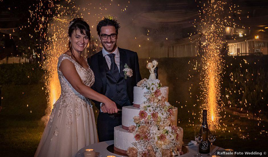 Il matrimonio di Mattia e Elisa a Brenta, Varese