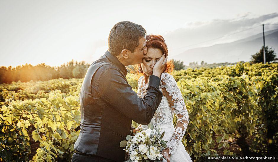 Il matrimonio di Costanza e Luca a Lamezia Terme, Catanzaro