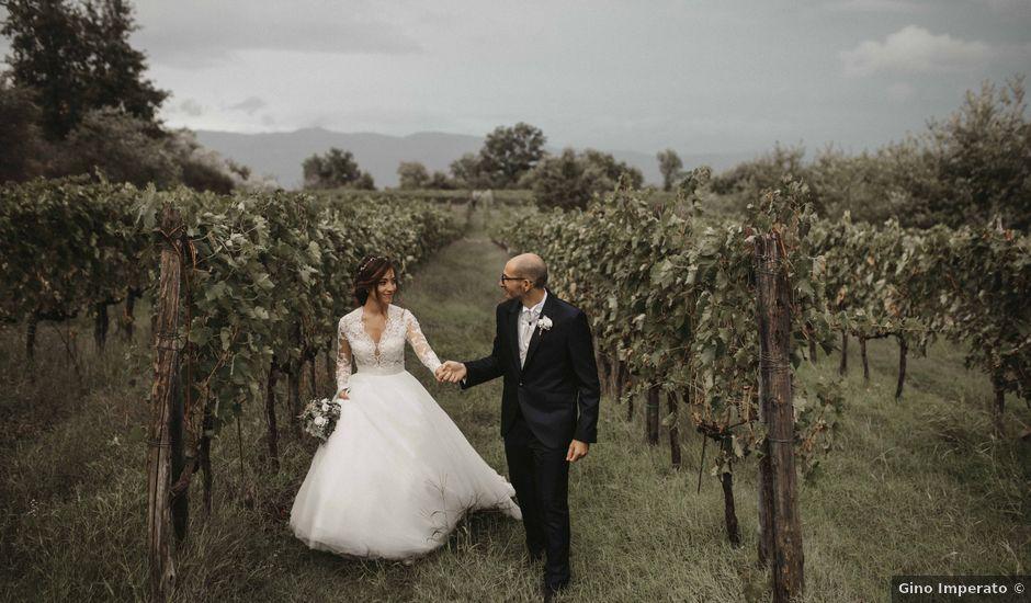 Il matrimonio di Dario e Rosa a Montevarchi, Arezzo