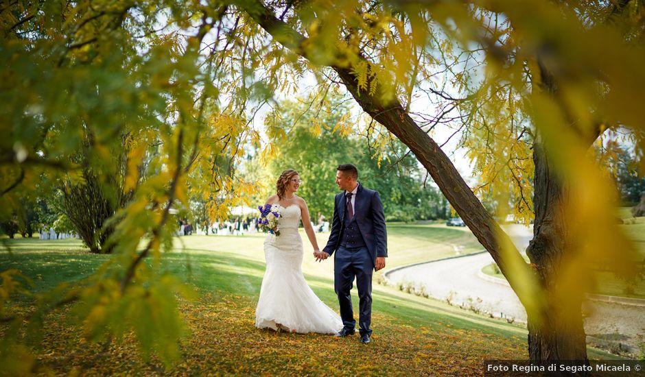 Il matrimonio di Andrea e Noemy a Robbio, Pavia