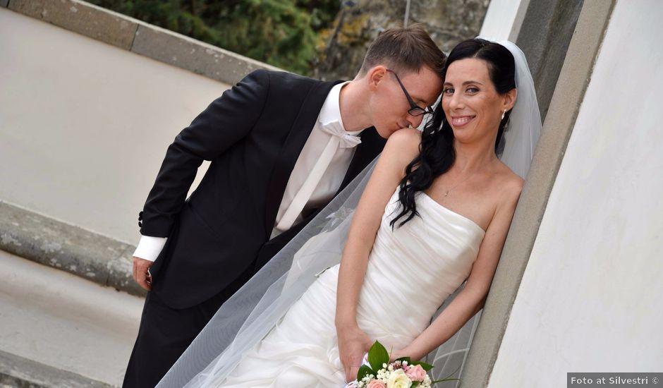 Il matrimonio di Dieter e Margot a Buggiano, Pistoia