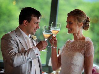 Le nozze di Kerstin e Stephan