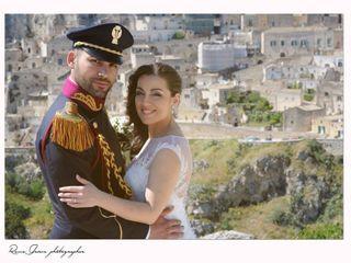 Le nozze di Giorgio e Sonia