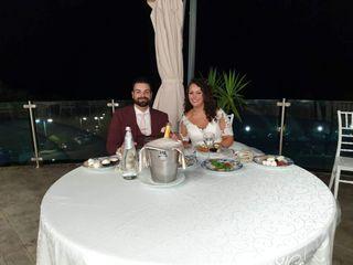 Le nozze di Pamela  e Antonio