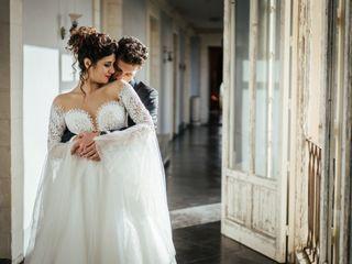 Le nozze di Graziana e Nanni