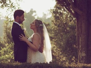 Le nozze di Carlie e Manuel
