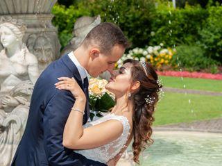 Le nozze di Ilenia e Marco