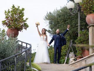 Le nozze di Erika e Emanuele 1