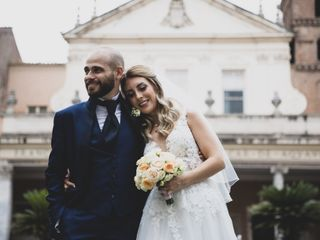 Le nozze di Erika e Emanuele