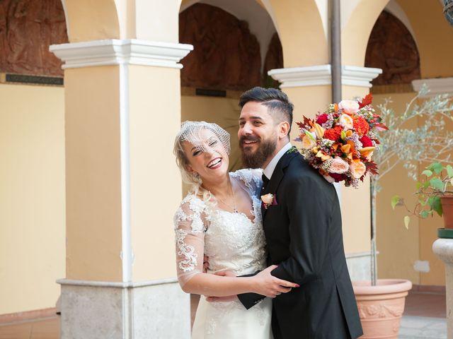 Il matrimonio di Daniele e Maria a Avellino, Avellino 22