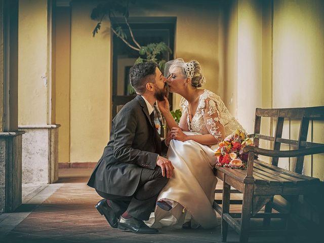 Il matrimonio di Daniele e Maria a Avellino, Avellino 24