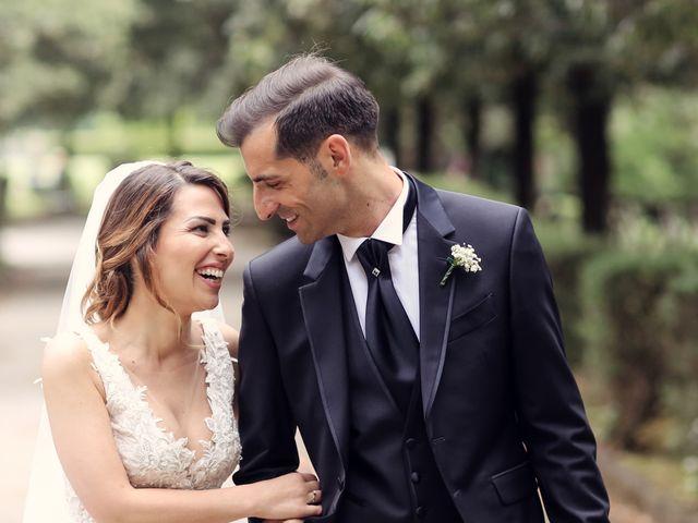 le nozze di Simona e Domenico