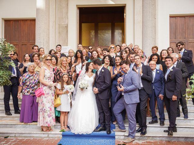 Il matrimonio di Ilenia e Enrico a Napoli, Napoli 21